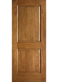 Delightful Main Door Corporation INT SH 210 SH 210 Interior Mahogany Type Available  Sizes 24x80