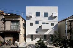 KAP / Komada Architects' Office, © Toshihiro Sobajima