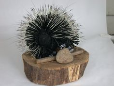 Beaded Porcupine by beadedhedgehog on Etsy, $825.00
