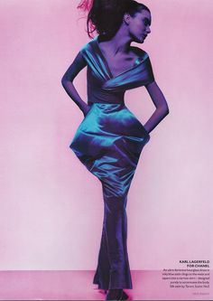 ☆ Shalom Harlow | Photography by Nick Knight | For Vogue Magazine UK | October 1995 ☆ #shalomharlow #nicknnight #vogue #1995