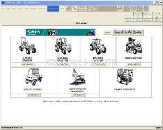 90.00$  Buy now - http://aliw56.shopchina.info/go.php?t=32802357748 - Kubota pare parts catalog 2006 90.00$ #buyininternet
