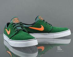 b3c65ca8cc8 Nike SB Zoom Stefan Janoski Orange Sneakers