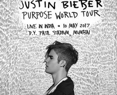 Justin Bieber Will Perform in India