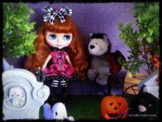 Blythe Halloween Night 4of9 | Flickr - Photo Sharing!