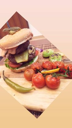 Homemade Burgers, Cooking Recipes, Beef, Chicken, Ethnic Recipes, Food, Meat, Homemade Hamburgers, Cooker Recipes