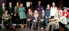 Our Youth Theatre cast in Volpone Happy Moments, Theatre, That Look, Youth, It Cast, In This Moment, Concert, Theater, Recital