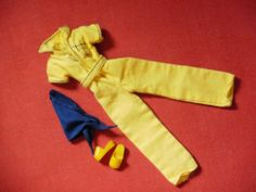 Sindy 1980 Freewheeling  Complete Outfit/Clothes