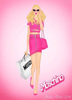 Think Pink! by Moschino