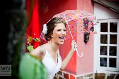 Noivas divertidas e fotos bacanas. #letsday
