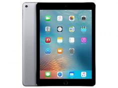 iPad Pro Apple 32GB Cinza Espacial Tela 9,7 Retina - Wi-Fi Processador M9 Câmera 12MP com as melhores condições você encontra no Magazine Mcostadesouza. Confira!