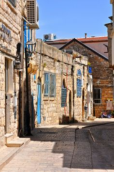 Safed is a city in the Northern District of Israel. Located at an elevation of 900 metres, Safed is the highest city in the Galilee and in Israel. Due to its high elevation, Safed experiences warm summers and cold, often snowy, winters