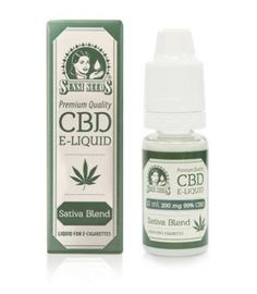 10 ml. Cbd E-Liquid 200mg - Sensi Seeds