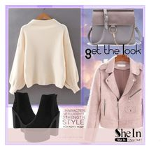"""""""SheIn 10/VI"""" by saaraa-21 ❤ liked on Polyvore featuring shein"""