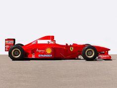 ——  Michael Schumacher  Ferrari F310B ——–