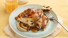 Chocolate Chip Pancakes Recipe : Food Network