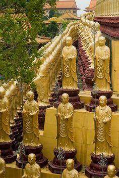 Fo Guang Shan Monastary, Dashu Township, Kaohsiung, Taiwan
