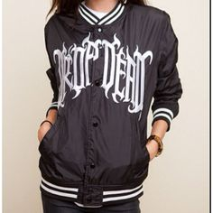 Love drop dead clothing!