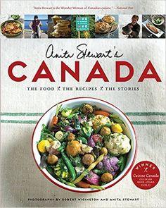 Anita Stewart's Canada: Anita Stewart: 9781443434676: Books - Amazon.ca