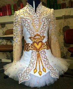 Celtic Star Irish Dance Solo Dress Costume