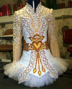 Celtic Star Irish Dance Solo Dress Costume