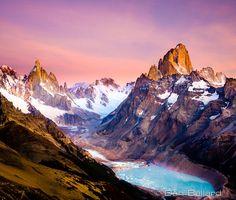 Landscape Photography by Dan Ballard