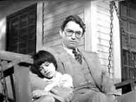 To Kill a Mockingbird... Gregory Peck!