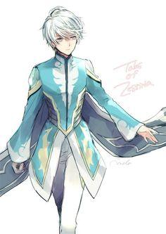 Tales of Zestiria - Mikleo
