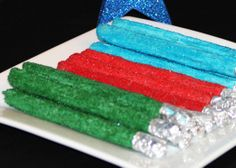 Great site with Lego Star Wars food ideas
