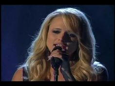 Miranda Lambert ~The House That Built Me~      I relate so much to this song ~makes me cry every time I hear it~