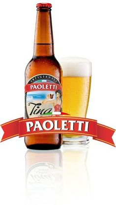 Tina Birra Paoletti: the craft beer from Ascoli Piceno #madeinitaly #italianbeer #creaftbeer #italy