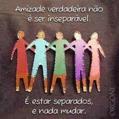 Amizade ♥ ♥ ♥ ♥ ♥