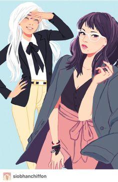 haikyuu girls