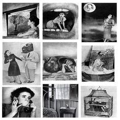 Grete Stern Grete Stern, Kurt Schwitters, Art Photography, Fashion Photography, Fluxus, Call Art, Photomontage, Surrealism, Graffiti