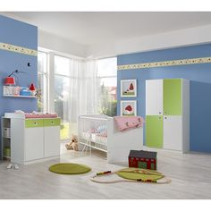Great Babyzimmer komplett Kimba Wei S gerau Buy now at