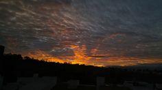 Otro amanecer de octubre en Juriquilla