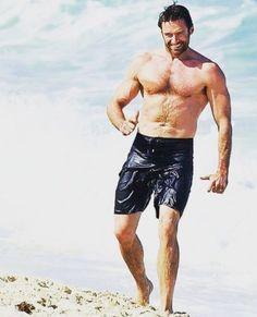 Hot Actors, Actors & Actresses, Hugh Jackman Shirtless, Hugh Wolverine, Beautiful Men, Beautiful People, Hugh Michael Jackman, Pietro Boselli, Free Characters