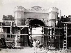 As obras de construção do Forte de Copacabana OK