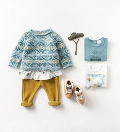 Looks – Bebé Niña – Niños | ZARA España