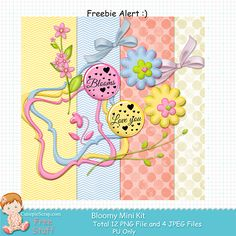 Free Scrapbook Paper, Free Digital Scrapbooking, Scrapbooks, Collages, Free Printables, Clip Art, Collections, Kit, Templates