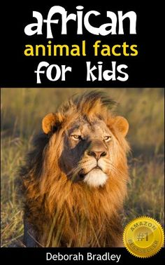 African Animal Facts For Kids: Non-Fiction Book For Preschool, Kindergarten and First Graders (African Animal Picture Books) by Deborah Bradley http://www.amazon.com/dp/B00C0V4PPS/ref=cm_sw_r_pi_dp_R8SCwb1HPP2Y8