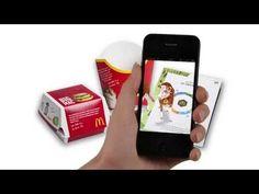 5a65763c25f0 Die  AugmentedReality-App McMission von  Amber McDonald s Deutschland soll  spielerisch vermitteln