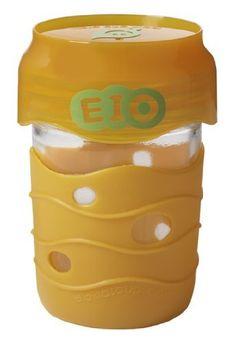 Amazon.com: EIO Kids Cup Cap & Sleeve for virtually any 8oz canning jar