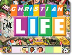 """(The Game Of Christian Life!!) from: """"Live It Up or, Give It Up"""" post. 04/11/2012"""