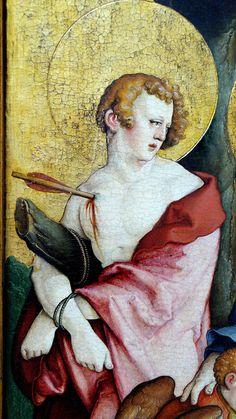 St. Sebastian, Meister von Messkirch