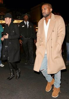 Kanye West Outfits, Kanye West Style, Men Street Look, Street Wear, Street Style, Kenye West, Kanye Yeezy, Yeezy Outfit, Wraps