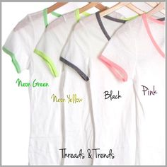 Spotted while shopping on Poshmark: V Neck Tees 4 Colors! #poshmark #fashion #shopping #style #Threads & Trends #Tops