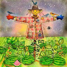 """Cinco tutoriais para colorir os livros """"Jardim Secreto"""" e """"Floresta Encantada"""" com muita criatividade."""