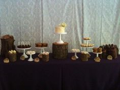 Wedding Table Spreads « Sweet & Saucy Shop