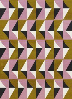 colour + pattern 10 Art Print by Georgiana Paraschiv   Society6