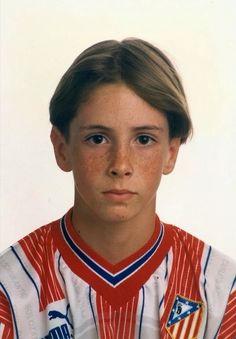 Fernando Torres. El Niño